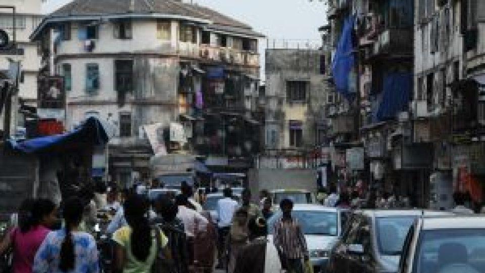 Život v Bombaji