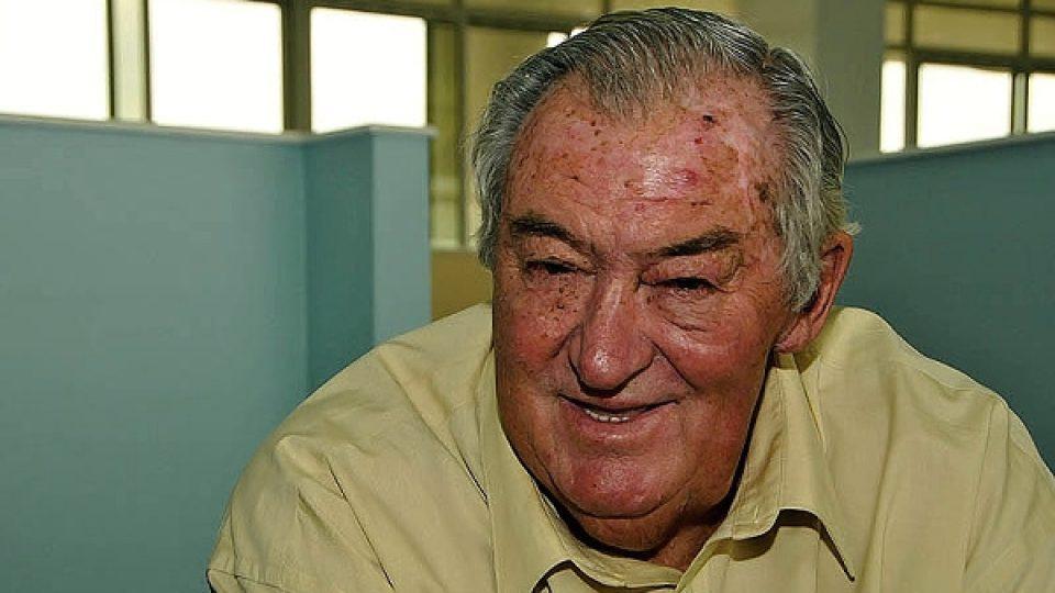 Richard Leakey, antropolog, ochránce přírody a zakladatel organizace wildlifedirect.org.