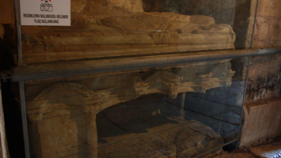 Hrobka sv. Mikuláše v Demre