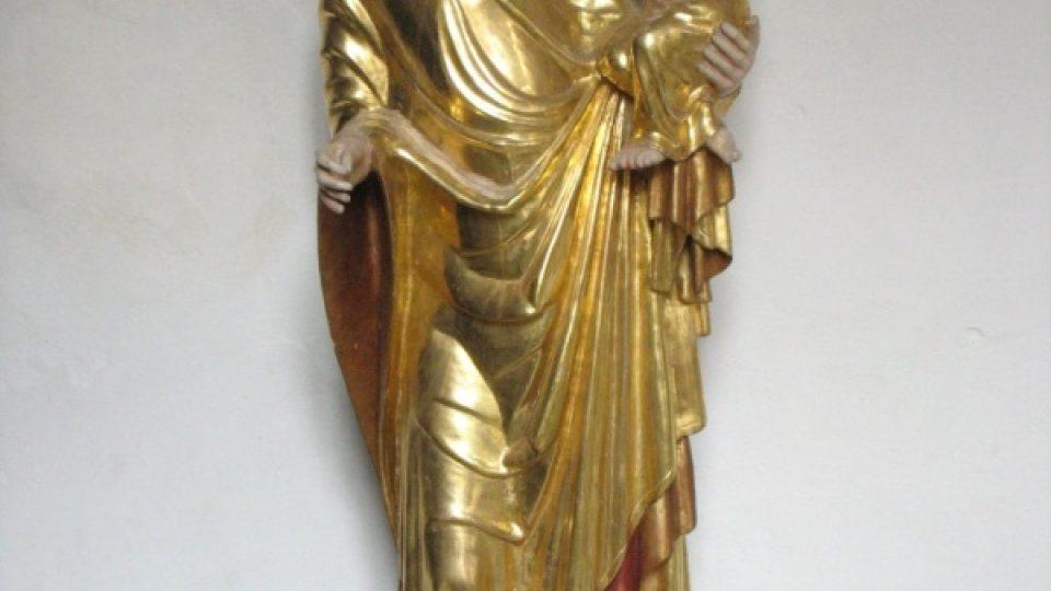 Panna Maria, Seč