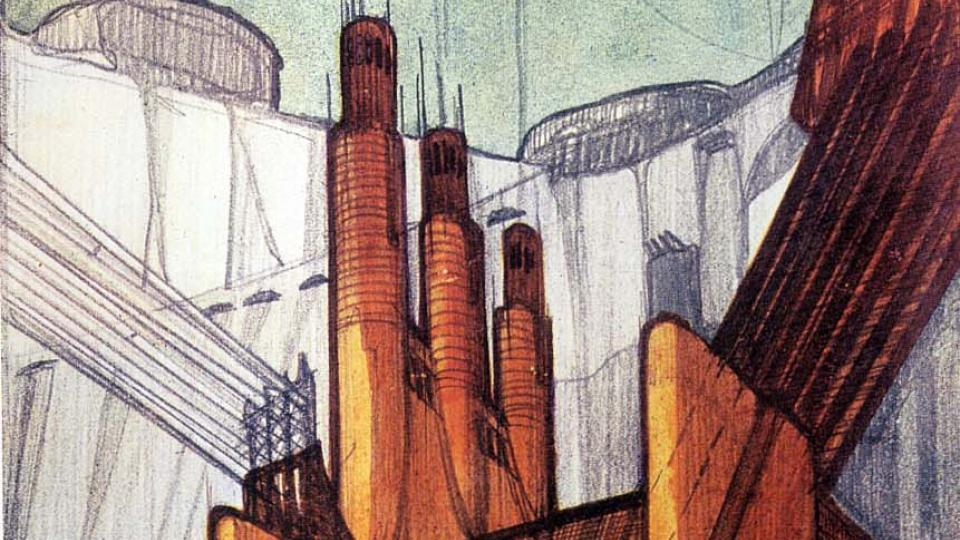 Elektrárna (1914)