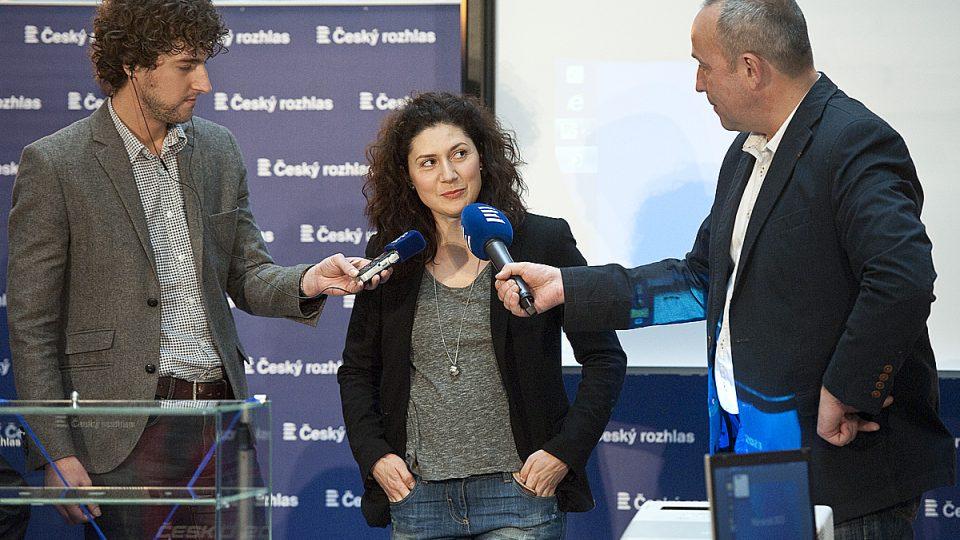 Česko 2023: Slavnostní zakončení projektu, Martha Issová