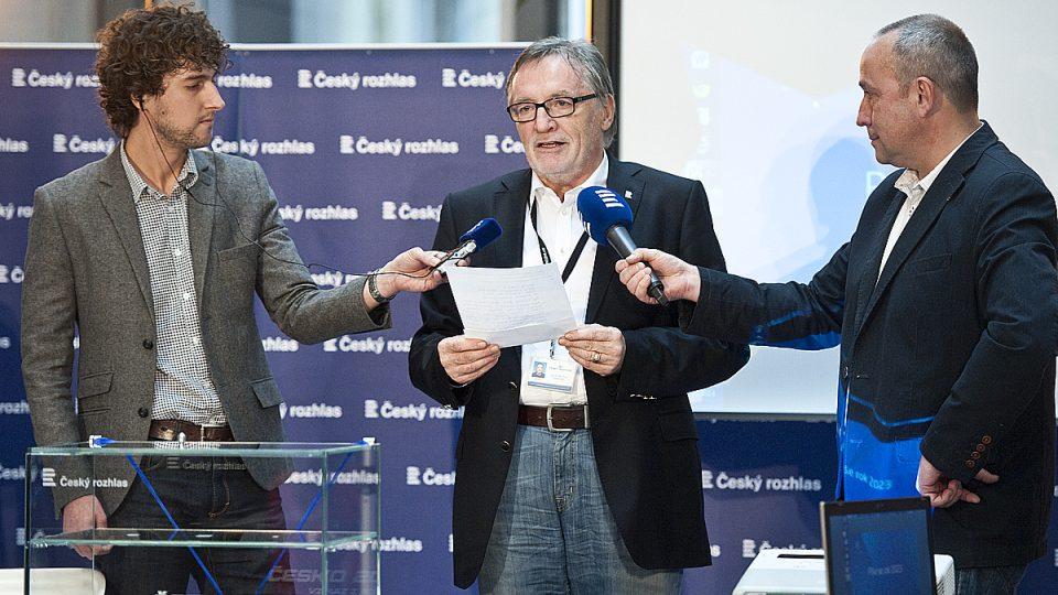 Česko 2023: Slavnostní zakončení projektu, Petr Duhan