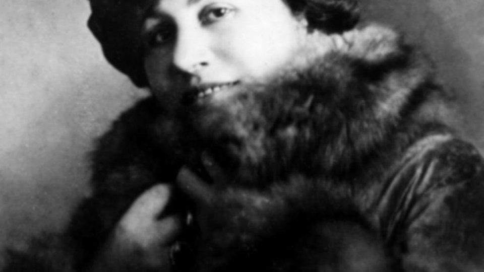 Portrét Emy Destinnové