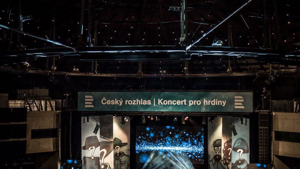 Koncert pro hrdinu ve vítkovickém Gongu uzavřel projekt HRDiNA.CZ