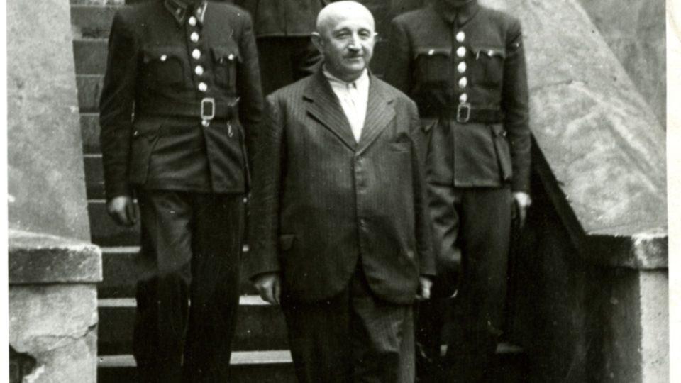 Velmi brzo po osvobození, 14. května 1945, byl Rudolf Beran zatčen československými bezpečnostními orgány a obviněn z úkladů proti československému státu včetně kolaborace s německými okupanty