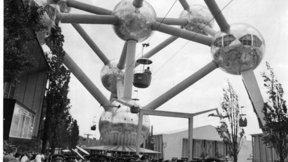 Expo Brusel, rok 1958