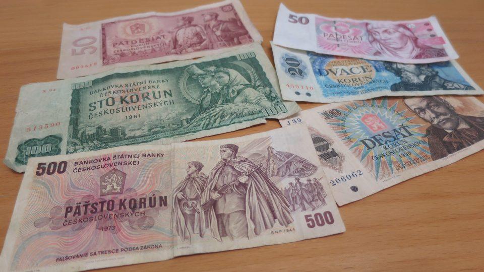 Československá a později česká měna si připomíná 100. výročí od svého vzniku