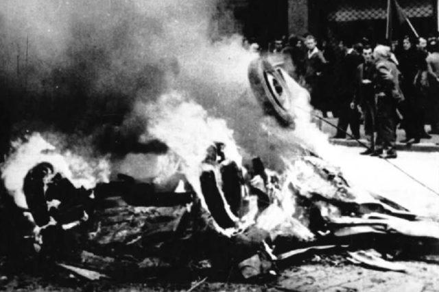 Československý rozhlas během okupace v roce 1968