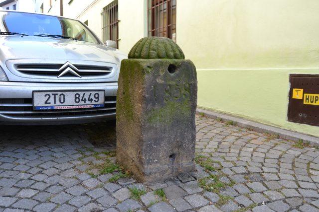 Podivný kámen v Hlučíně