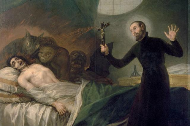 Exorcismus | foto: CC0 Public domain